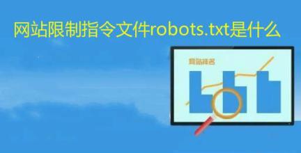 如何处理:robots.txt文件存在限制指令