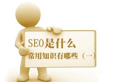 SEO是什么 常用知识有哪些(一)